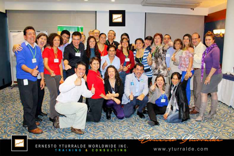 Training The Trainer / Talleres de Andragog�a para Facilitadores Internos | Ernesto Yturralde Worldwide Inc.